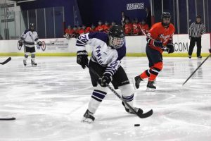 Hockey Pic Of Matt At HPU copy